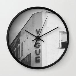East London Wall Clock