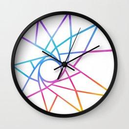 Aurora's Dream Wall Clock