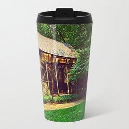 Gristmill - Charlottesville, Virginia Travel Mug