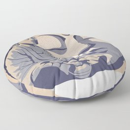 Zen Buddha: Awakened and Enlightened One Floor Pillow