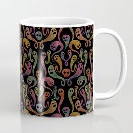 Dark Ghost Friends Coffee Mug