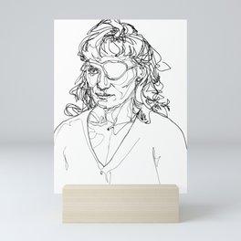 Nadine Hurley Mini Art Print