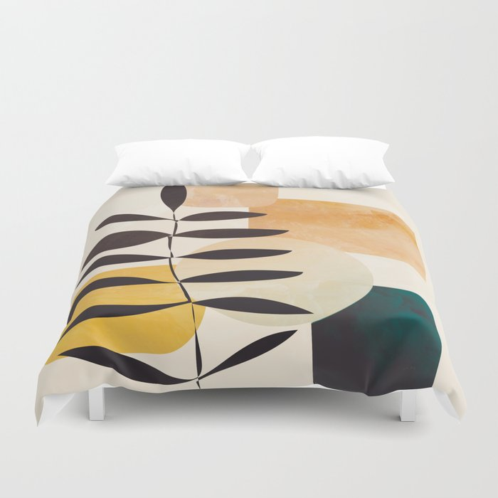 Abstract Elements 20 Duvet Cover