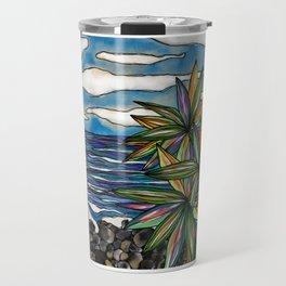 Bargara Beachscape Travel Mug