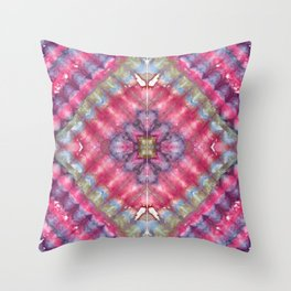 Diamond a Dozen Throw Pillow