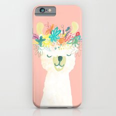 Llama Goddess iPhone 6s Slim Case