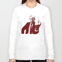 putin Long Sleeve T-shirts featuring Vladimir Putin by MartiniWithATwist