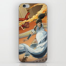 The Avatar series iPhone Skin