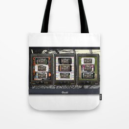And So On 01 Tote Bag