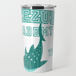 Samezuka - Whale Shark Travel Mug