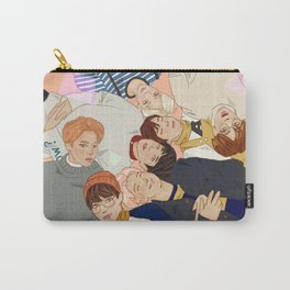 BTS - group Carry-All Pouch