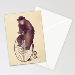 Morning Ride Stationery Cards