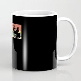 Drummer Retro | Drumming Gift Coffee Mug