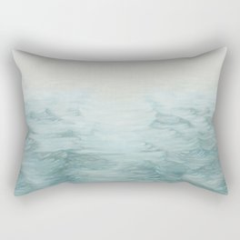 Becalm III Rectangular Pillow