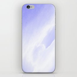 Over the Clouds iPhone Skin