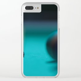 Snooker Clear iPhone Case