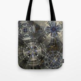 Spiral Logic Tote Bag