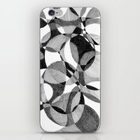 doodle iPhone & iPod Skins featuring Doodle by DeMoose_Art