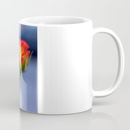 """Love planted a rose and the world turned sweet"" Coffee Mug"