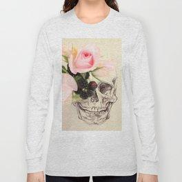 roses and blackberries Long Sleeve T-shirt