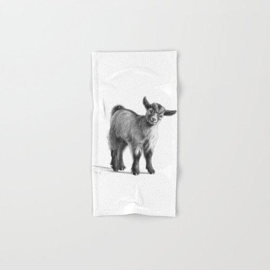 Goat baby G097 Hand & Bath Towel