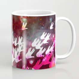 H.E.L.L.O. / red Coffee Mug