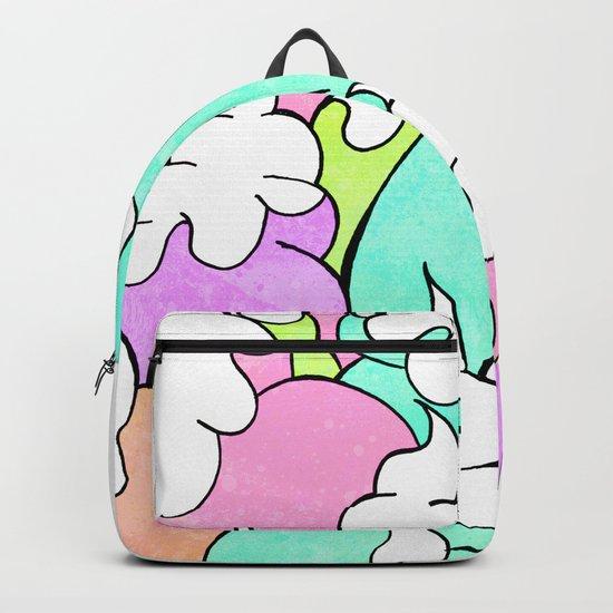 Ice cream peaks Backpack