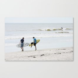 Ankle Busters Canvas Print