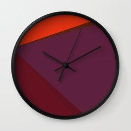Music is Math (Autumn) Wall Clock