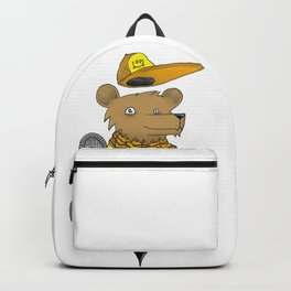 Bumble Bear Backpack