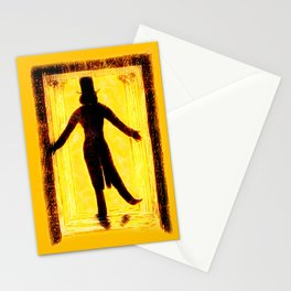 The Magician's Grand Entrance Stationery Cards