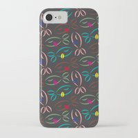 trout iPhone & iPod Cases featuring Trout Pouts by Lesley Anderson