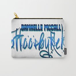 TattoosByRelle(Logo) Carry-All Pouch