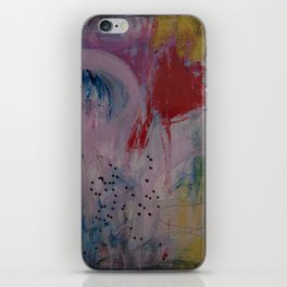 colors of the week - saturday iPhone Skin