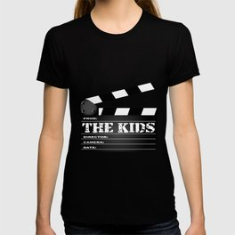 The Kids Clapperboard T-shirt