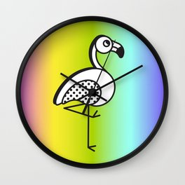 HOW MANY SHRIMPS CAN YOU EAT? Wall Clock