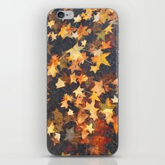 Earth Stars iPhone & iPod Skin