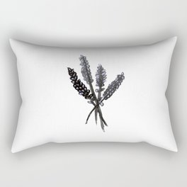 Lavender - Katrina Niswander Rectangular Pillow