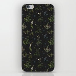 Witches Garden iPhone Skin