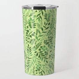 Lemongrass (Essential Oil Collection) Travel Mug