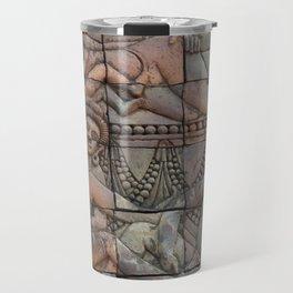 indian art Travel Mug