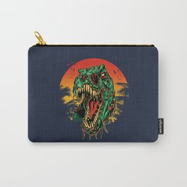 Zombie T-Rex Carry-All Pouch