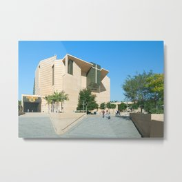 Cathedral Of Our Lady Of The Angels - Los Angeles California Metal Print