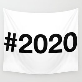 2020 Wall Tapestry