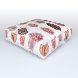 Vag Repeat Outdoor Floor Cushion
