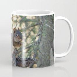 Soldotna Red Squirrel Coffee Mug