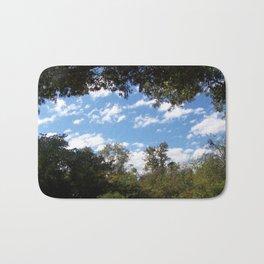 Rock Island Skies Bath Mat