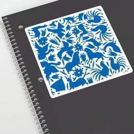 otomi blue Sticker