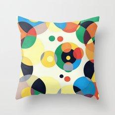 Well Hidden Throw Pillow