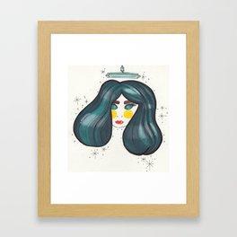 Cryss Framed Art Print